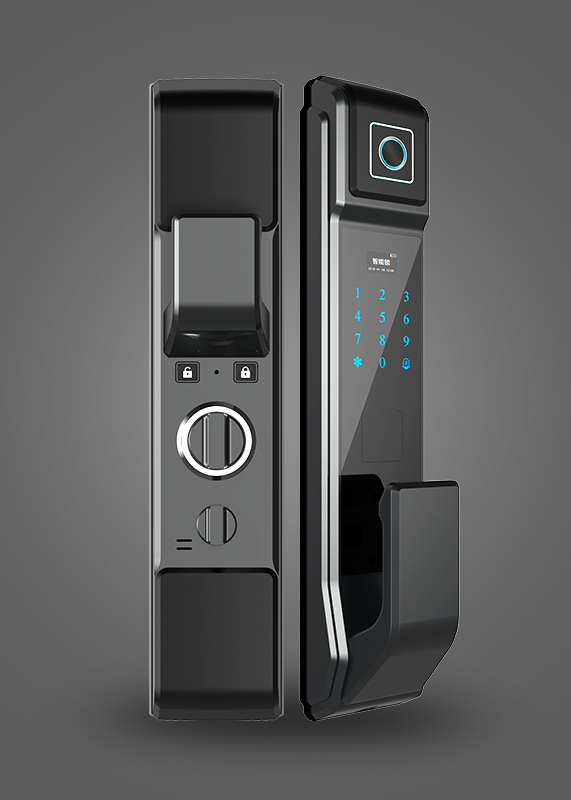 Z-211Fully automatic fingerprint lock