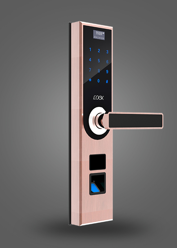 Z-109Stainless steel fingerprint lock
