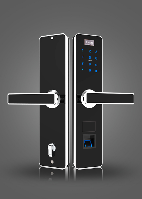 GZ-105Apartment fingerprint password lock